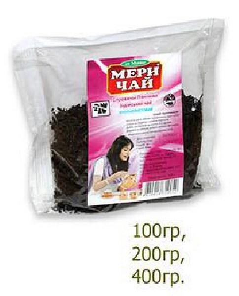 Мери Чай черный 100 грамм целлофан STD-700 «Роял Кап»