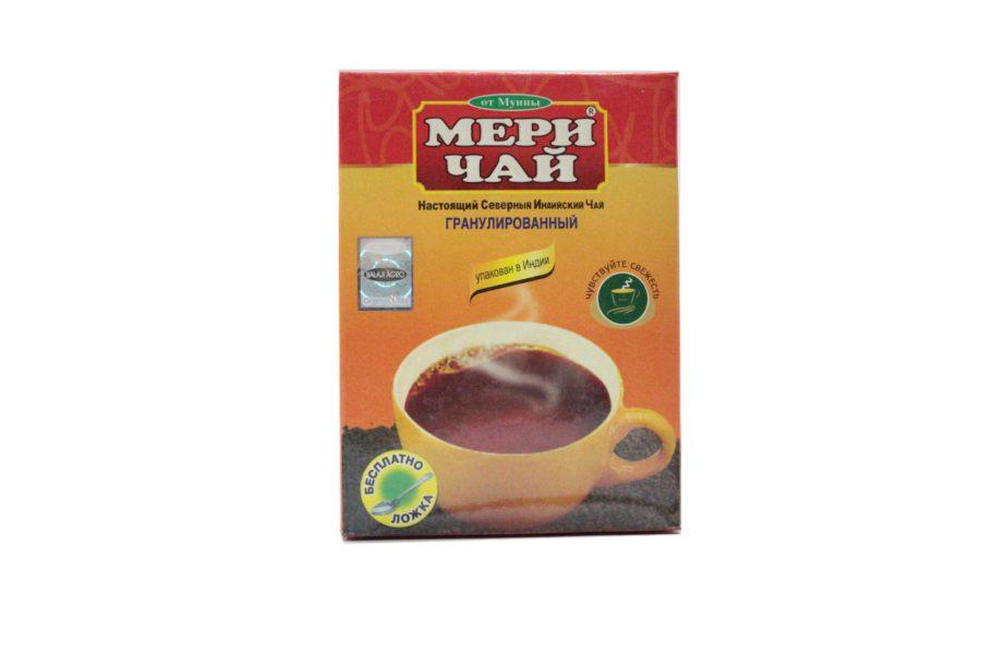 Мери Чай гранулы 100 грамм упакован в Индии