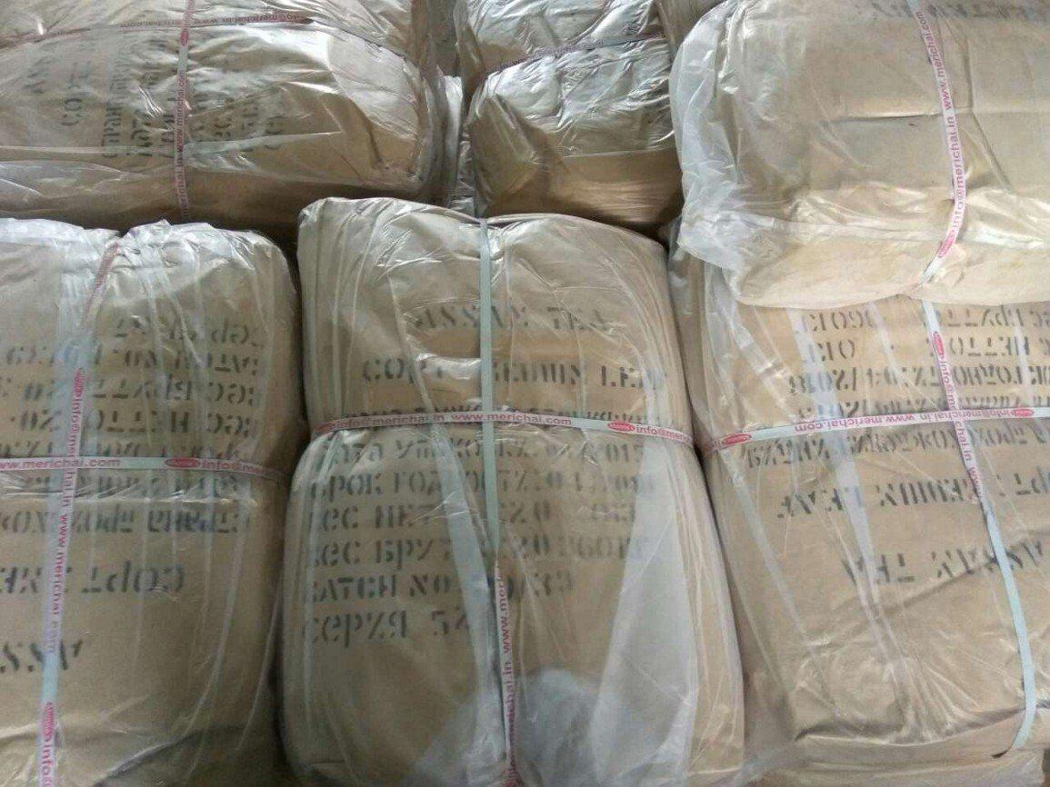 Мери Чай черный крупнолистовой в мешке 35 кг STD-666