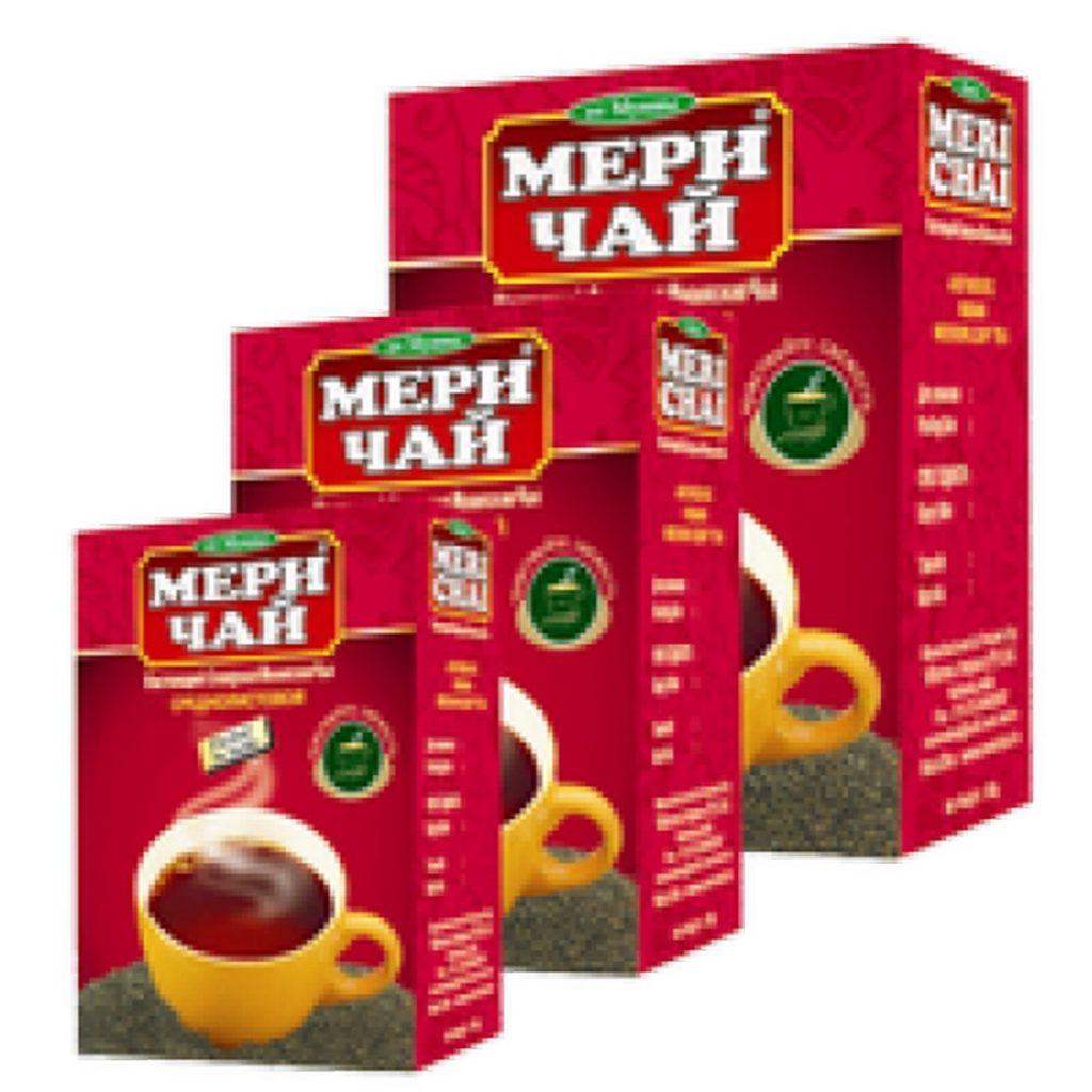 Мери Чай среднелистовой 500 грамм + чашка упакован в Индии